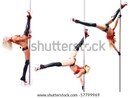 stripper - stock photo