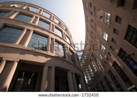 Strong curves of the Vancouver Public Library
