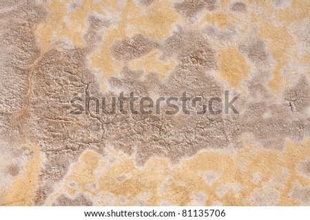 Structured stone wall - stock photo