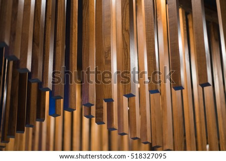 Structures made of wood, texture, background