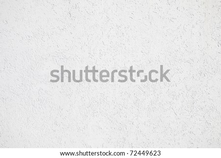 stucco wall - stock photo