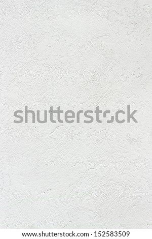 Stucco wall background or texture - stock photo