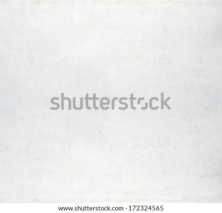 stucco white wall texture background - stock photo