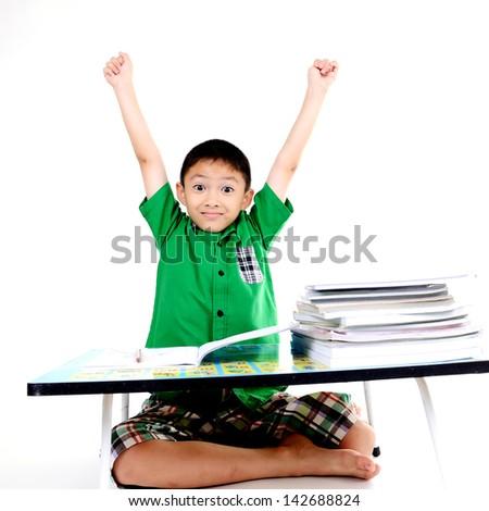 finish homework