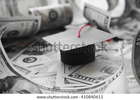 Student Debt Stock Photo High Quality - stock photo