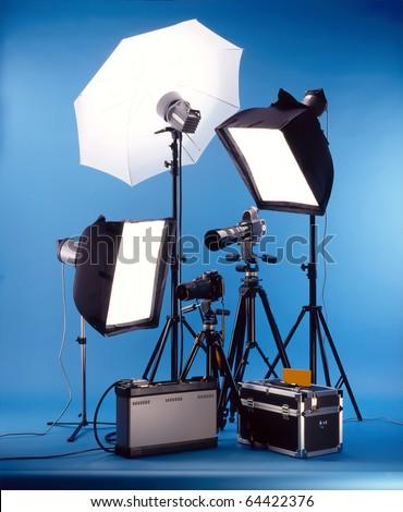 Studio - stock photo