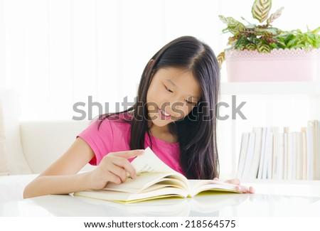 studying - stock photo