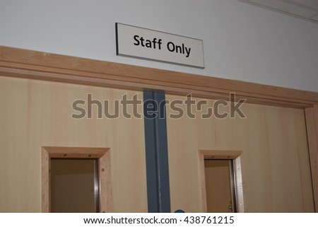 Stuff only Sign