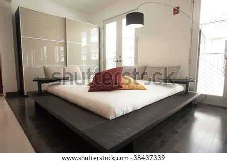 Stylish bedroom set