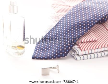 Stylish image of men's fashion - stock photo