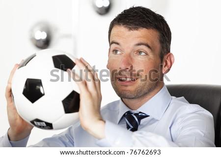 success attitude - stock photo