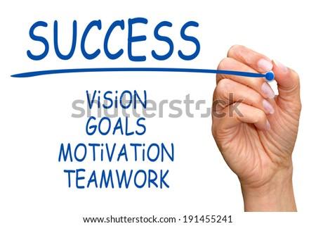 Success - Business Concept - stock photo