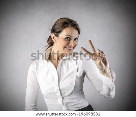 successfully - stock photo