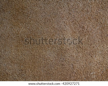 Suede Leather Texture - stock photo