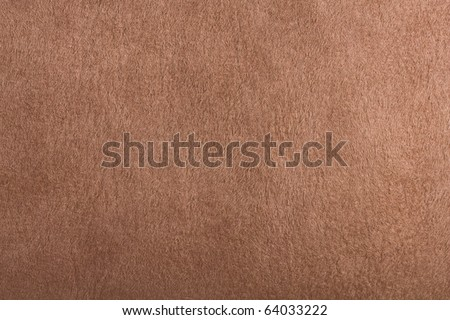 Suede leather texture. Soft leather. Suitable for different design backgrounds. - stock photo