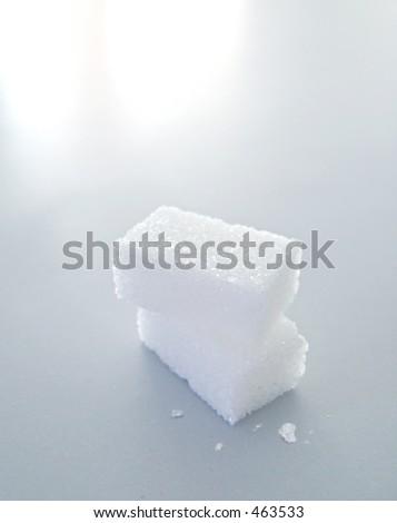 sugar, i need sugar - stock photo