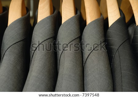 Suits - stock photo