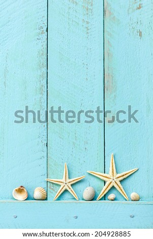 Summer background - stock photo