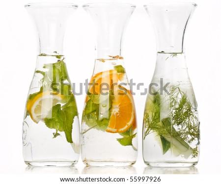 summer drink - stock photo