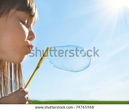 Summer fun - stock photo
