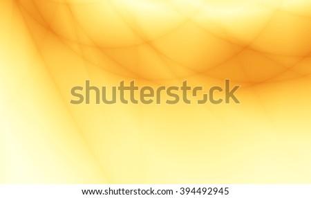 Summer fun yellow abstract wallpaper pattern - stock photo