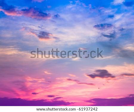 Summer Sun Aftertaste - stock photo