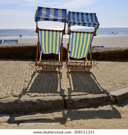 Summer Sun Deck Chairs