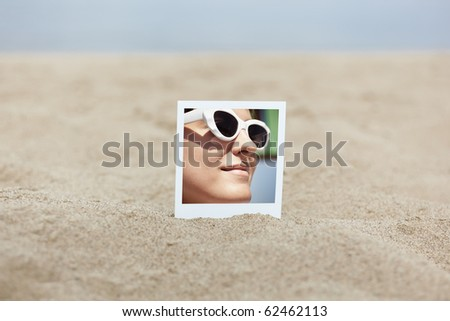 summer vacation, photo made by me - stock photo