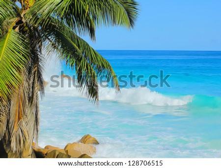 Summertime Bay Dream - stock photo