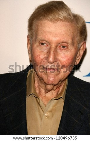 Sumner Redstone at The Museum of Television & Radio's Annual Los Angeles Gala. Regent Beverly Wilshire Hotel, Beverly Hills, CA. 10-30-06