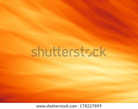 Sun beam abstract golden summer background - stock photo