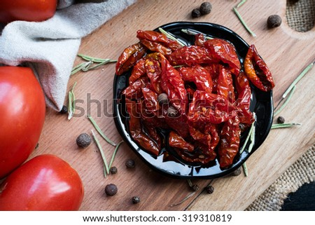 dry tomatoes stock images royalty free images vectors shutterstock rh shutterstock com Sun-Dried Tomato Sauce Sun-Dried Tomato Sauce