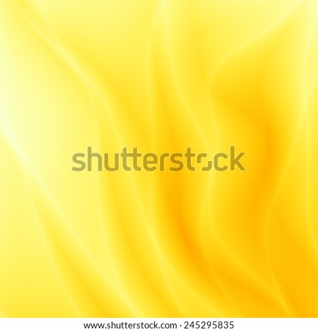 Sunbeam abstract yellow summer card abstract design - stock photo