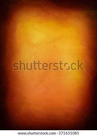 Sunburst colored paper for background - stock photo