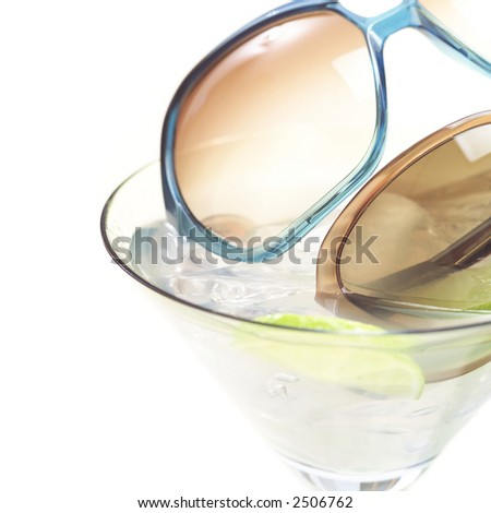 Sunglass Mocktail