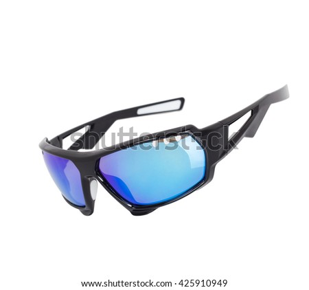 Sunglasses cycling glasses - Objects of sports subjects