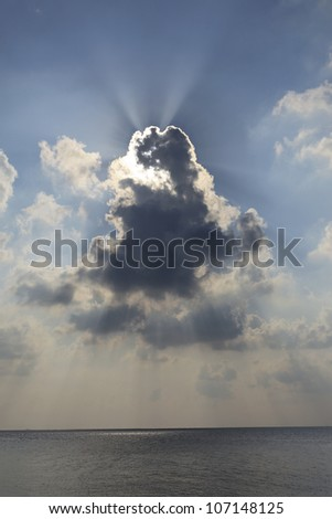 Sunlight - stock photo