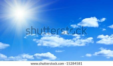 Sunlight and Clouds 3