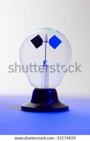 Sunlight spinner - stock photo