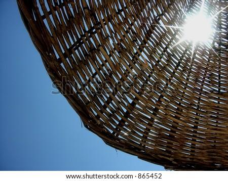 sunny day - stock photo