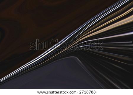 Super Highway - stock photo