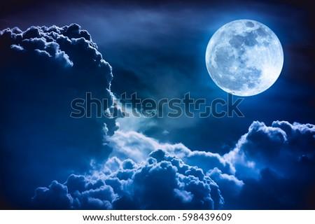 Moon Stock Images RoyaltyFree Images Vectors Shutterstock