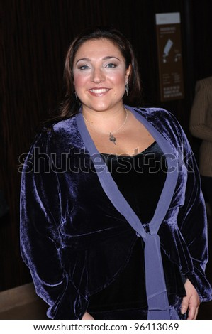 Supernanny star JO FROST at the 2005 Family TV Awards at the Beverly Hilton Hotel, Beverly Hills. November 30, 2005  Beverly Hills, CA  2005 Paul Smith / Featureflash