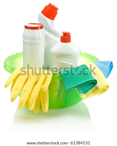 supplies for cleaning