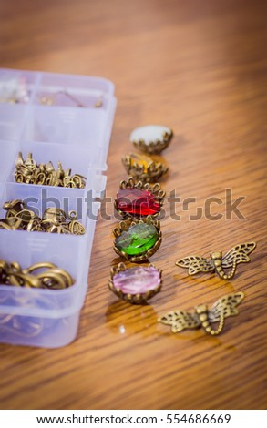 supplies for jewelry