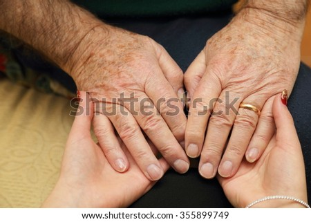 Support and help to the elderly