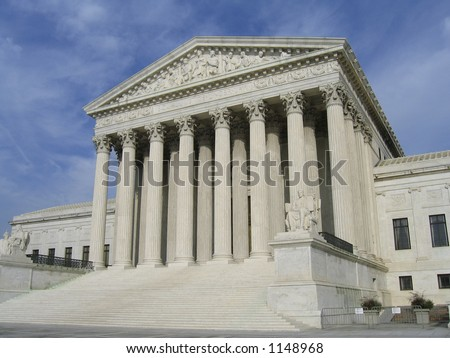 Supreme Court- wide view