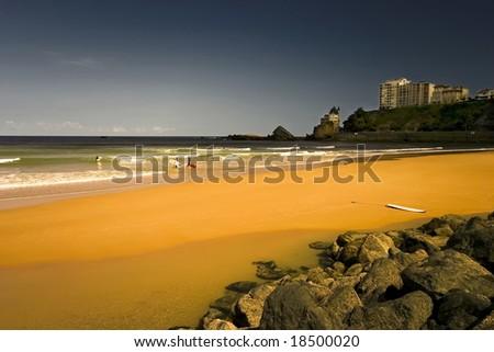 surf spirit - stock photo