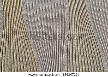 Surface of a wallpaper - stock photo