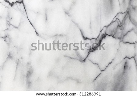 surface of the marble plate